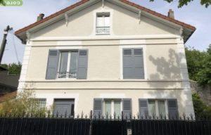 Restauration d'une maison ancienne des années 1930 à Conflans Saint Honorine 78 après