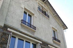 Rénovation d'une maison traditionnelle des années 1930 à Herblay 95 avant