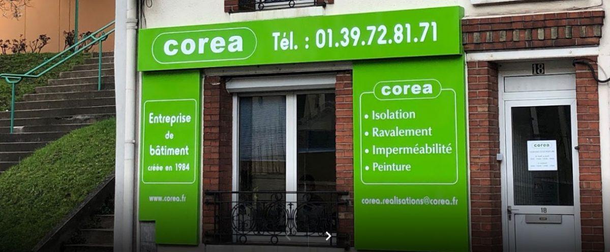 Agence Coreéa réalisations à Conflans saint honorine