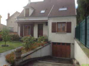 Ravalement d'une maison à Conflans Saint Honorine 78 avant