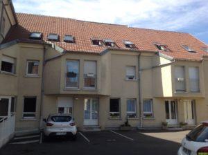 Ravalement de la résidence Mélanie à Conflans-Saint-Honorine 78 avant