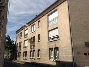 Ravalement de la résidence Mélanie à Conflans-Saint-Honorine 78 avant nord