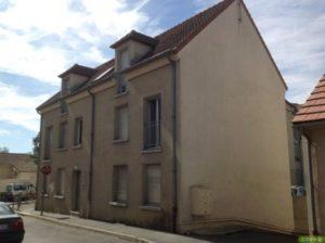 Ravalement de la résidence Mélanie à Conflans-Saint-Honorine 78 avant rue