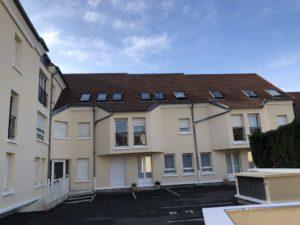 Ravalement de la résidence Mélanie à Conflans-Saint-Honorine 78 après