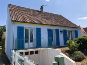 Isolation extérieure d'une maison à Conflans Ste Honorine 78 apres